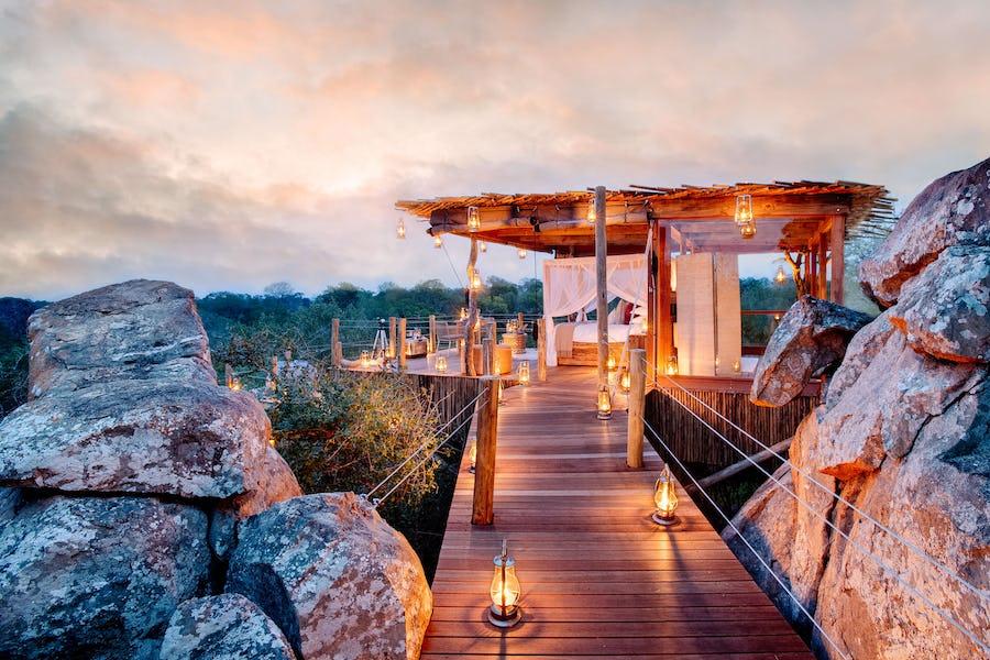honeymoon safari - ivory sands