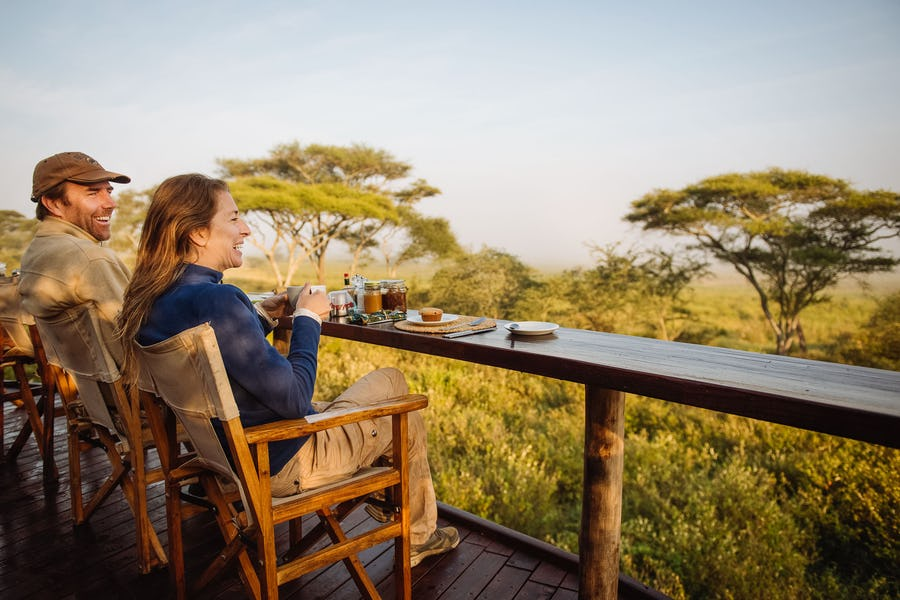 honeymoon safari - olivers camp