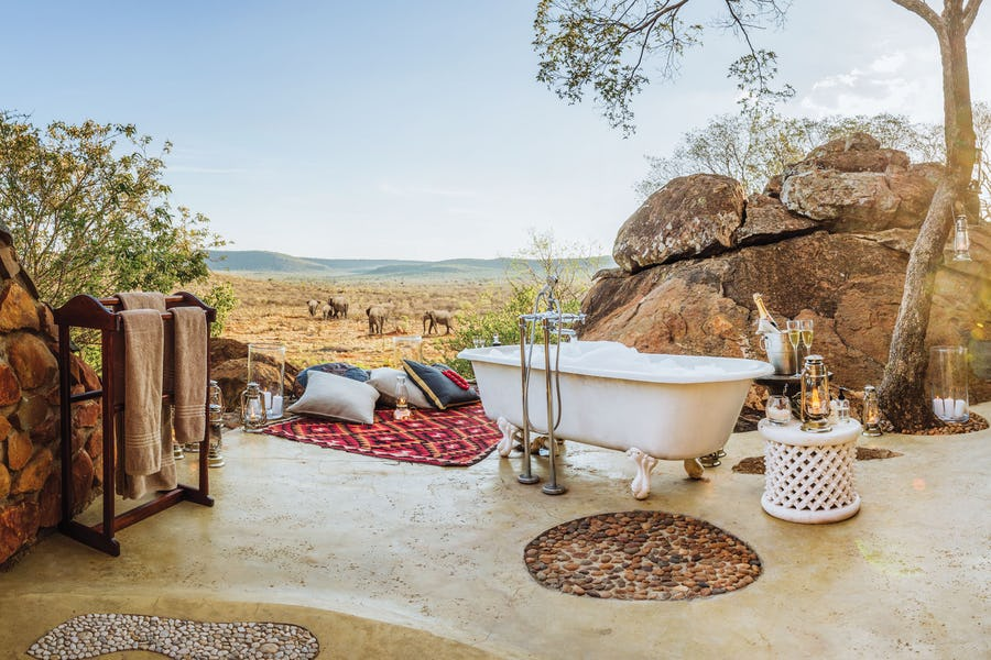 honeymoon safari - madikwe hills