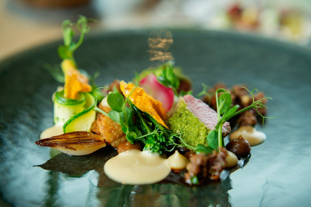 La Colombe Constantia Best Restaurants Cape Town