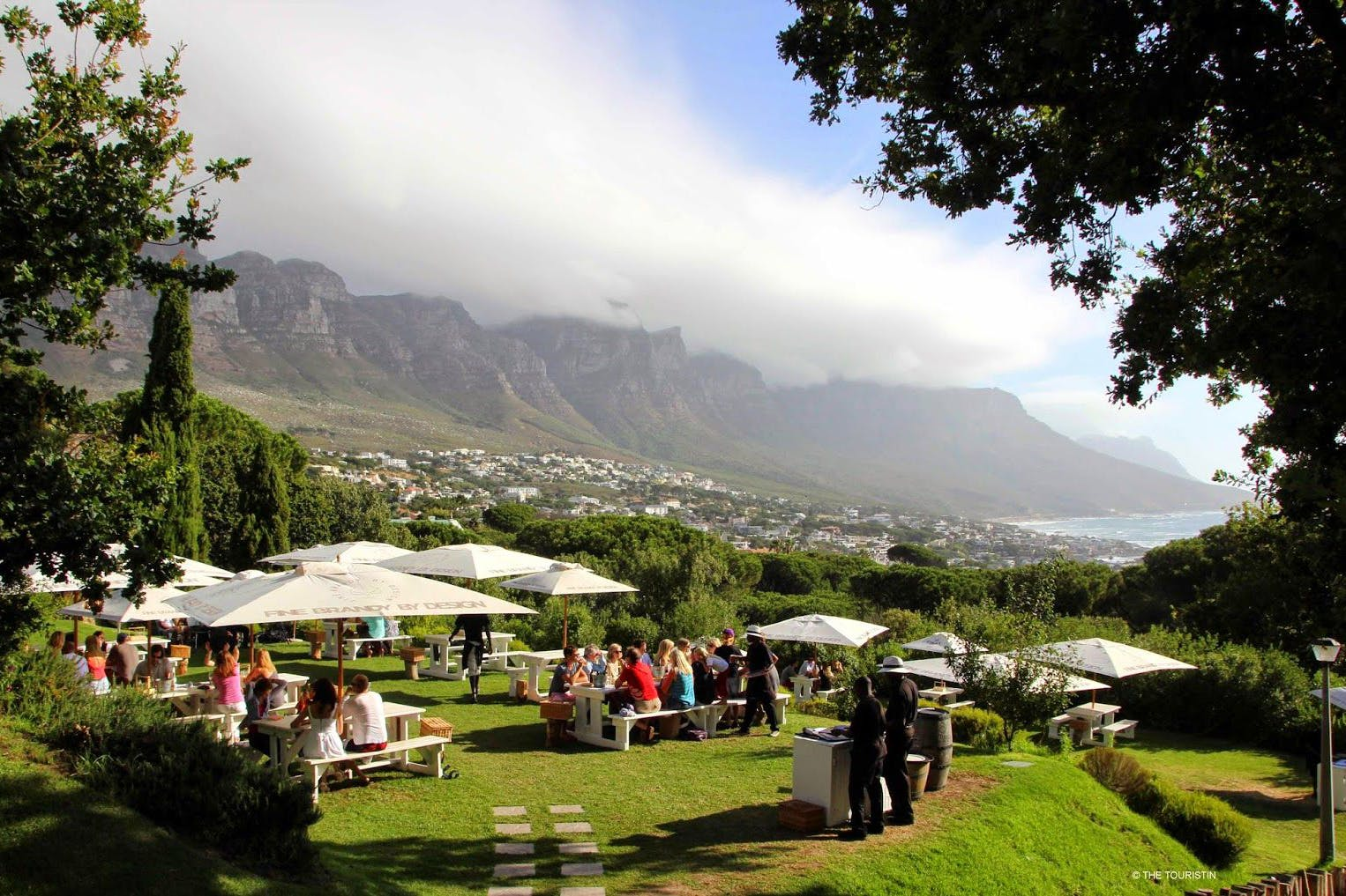 Salsify, The Roundhouse, Cape Town Best restaurants in Cape Town