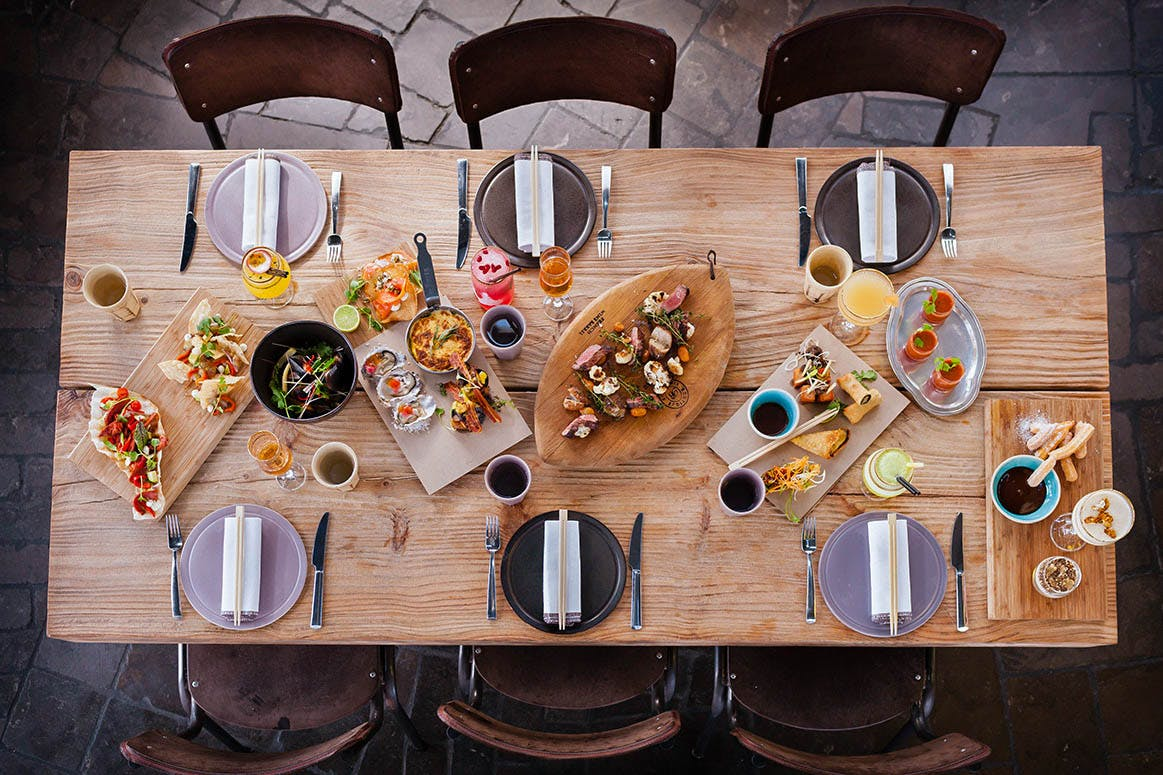 the pot luck club best restaurants in cape town