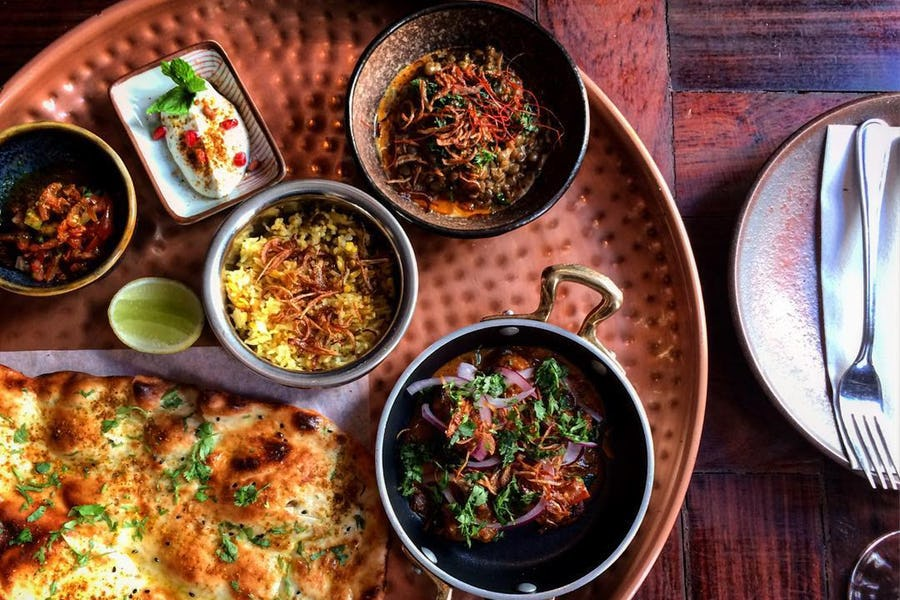Thali Best Restaurants In Cape Town