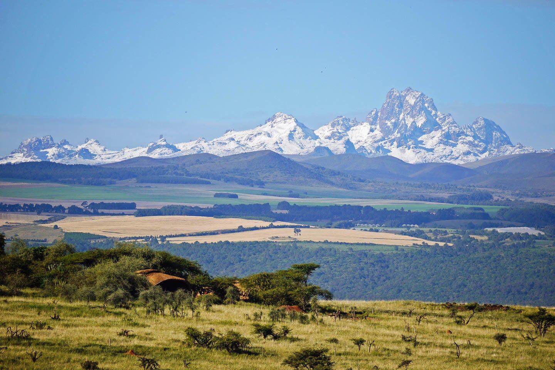 best time to visit Kenya - climb Mount Kenya
