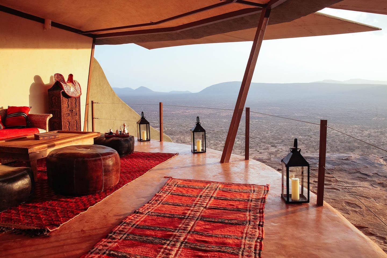 best time to visit Kenya - saruni samburu kenya