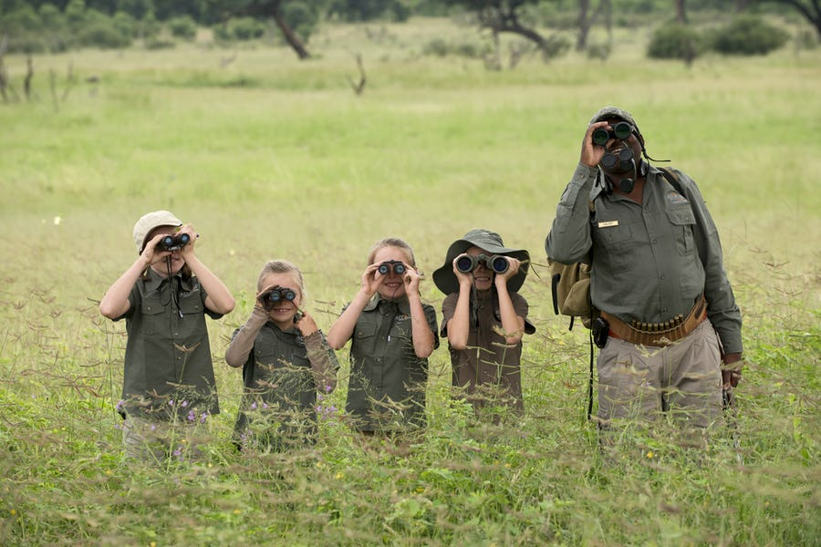 family friendly safaris