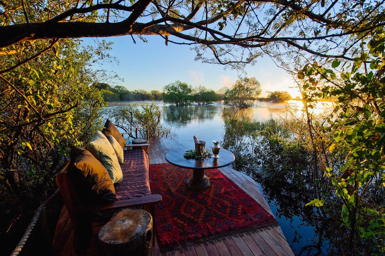 eco friendly safari lodges