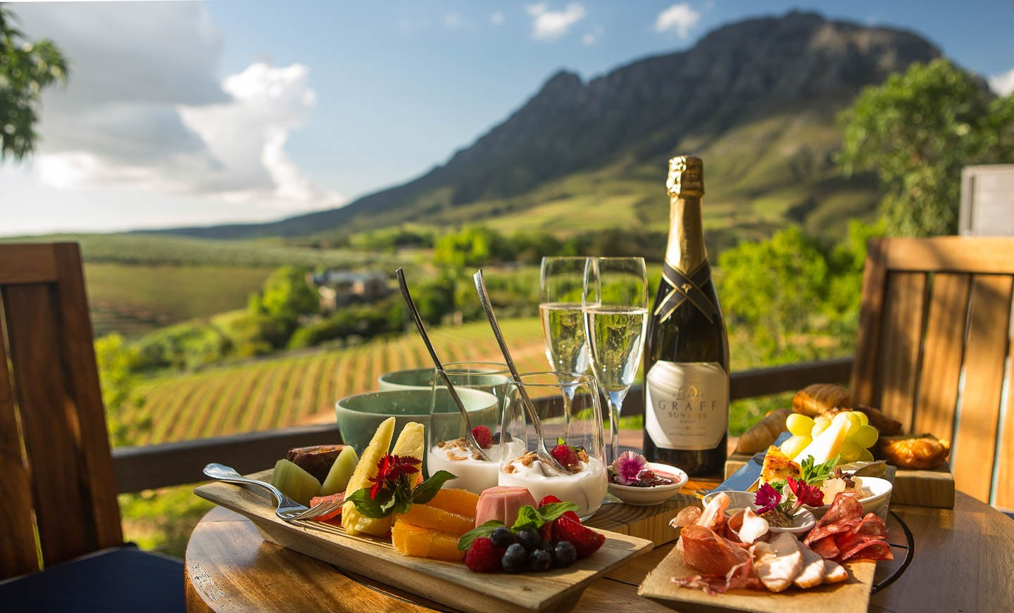 safari lodges for foodies
