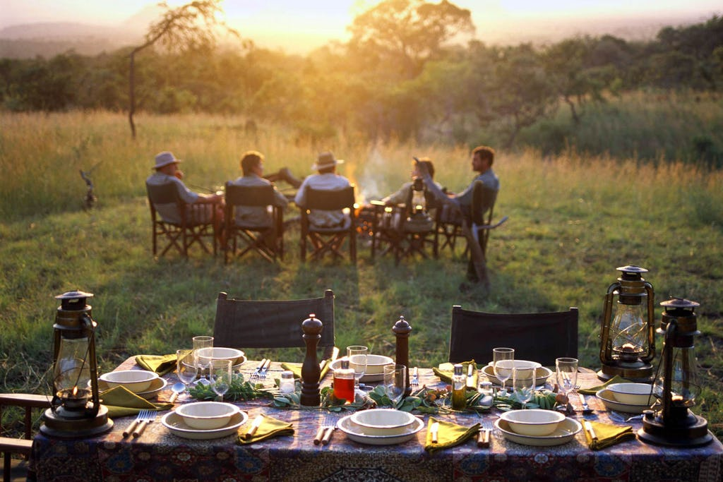 eco-friendly safari lodges