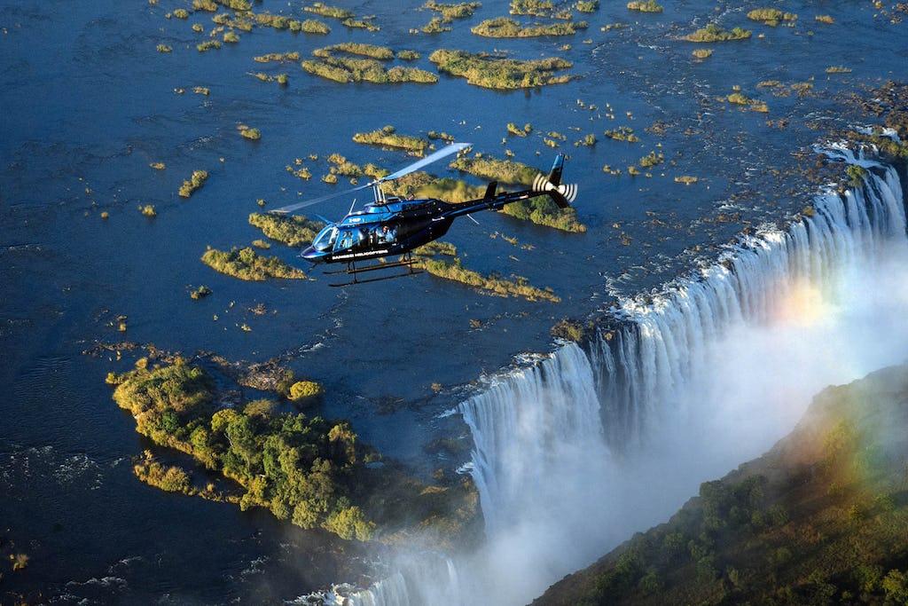 best time to visit Zimbabwe