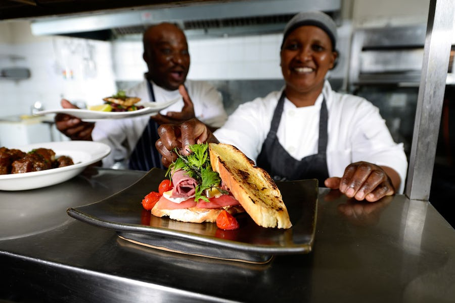 food experiences in South Africa