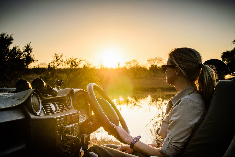 Best South African Big five safari