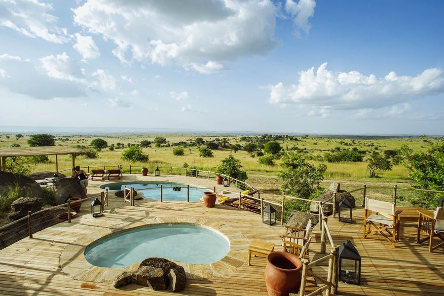 family safari houses