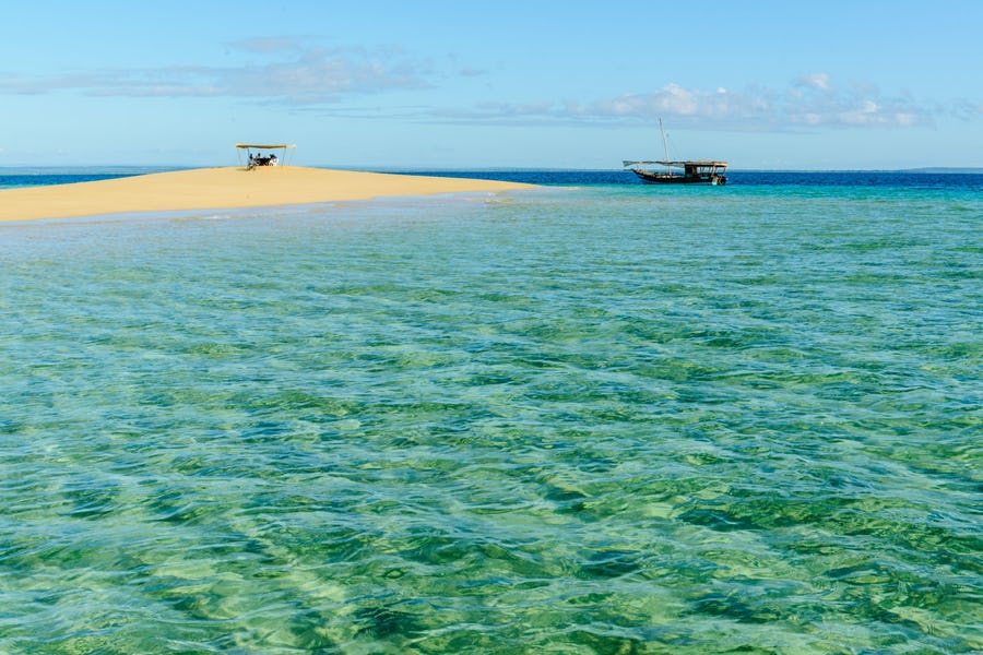 Mozambique dhow island hopping top african adventures