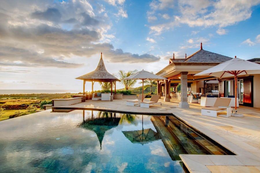 heritage the villas top private safari lodge