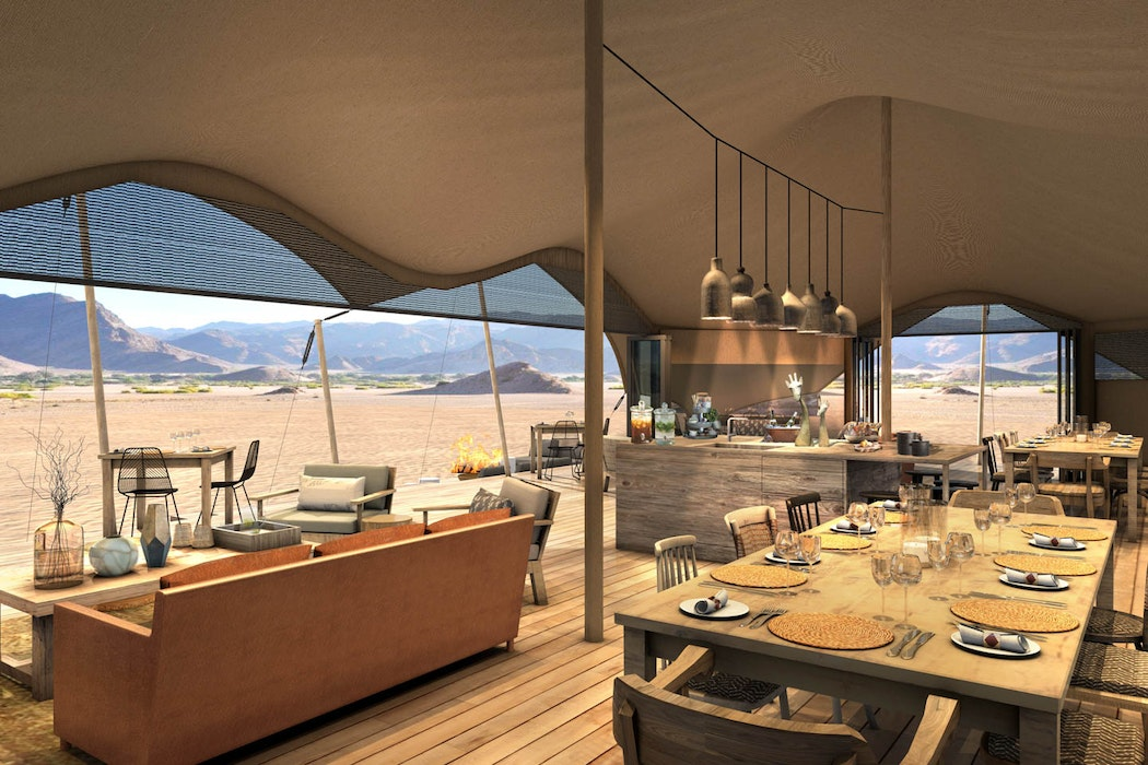hoanib valley camp namibia top new lodges of 2018