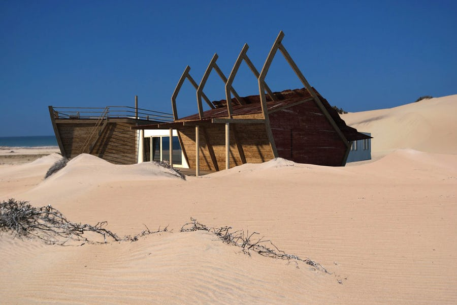 Shipwreck lodge skeleton coast namibia top new safari lodges 2017