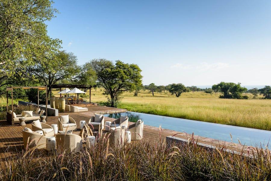 singita serengeti house tanzania top private safari lodge