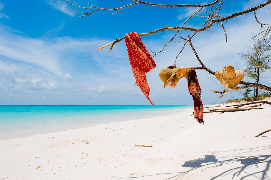 Vamizi Island Beach Mozambique Best of bush and beach in southern africa