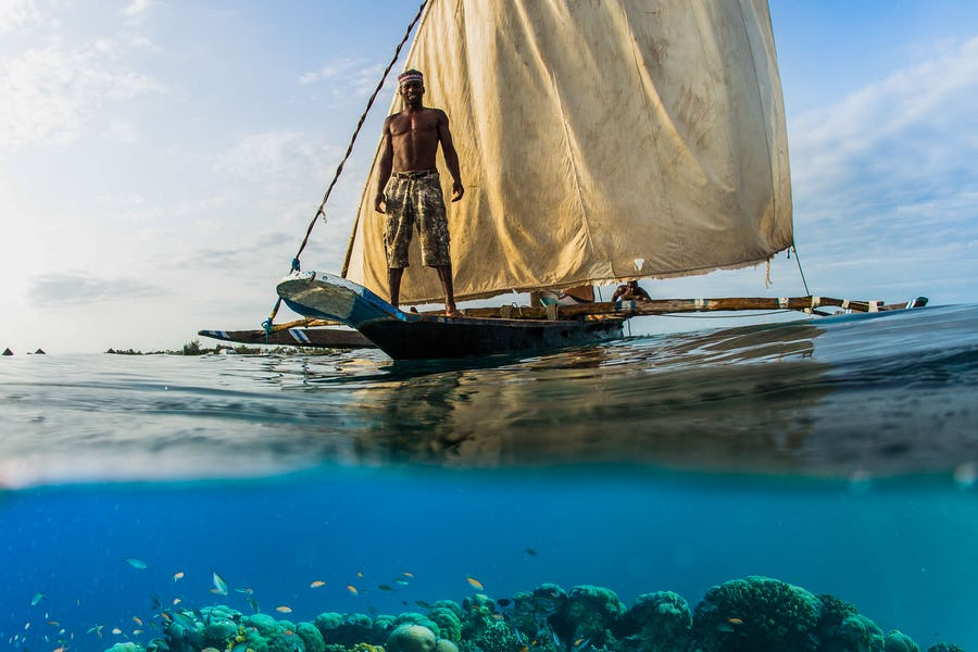 The manta resort dhow pemba island tanzania