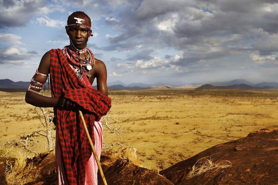 Campi ya Kanzi, Kenya