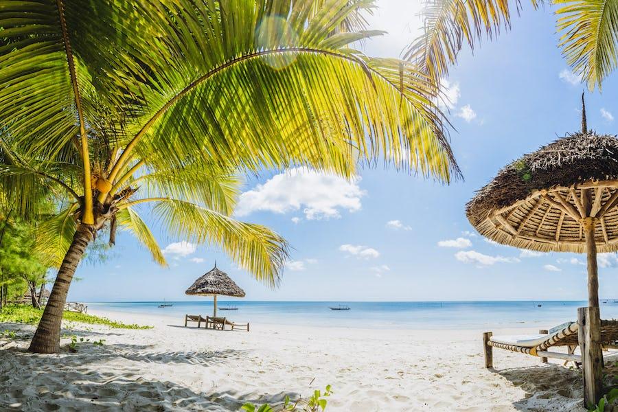 Butiama Beach, Zanzibar
