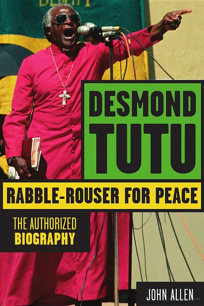 Desmond Tutut, Rabble-Rouser for peace