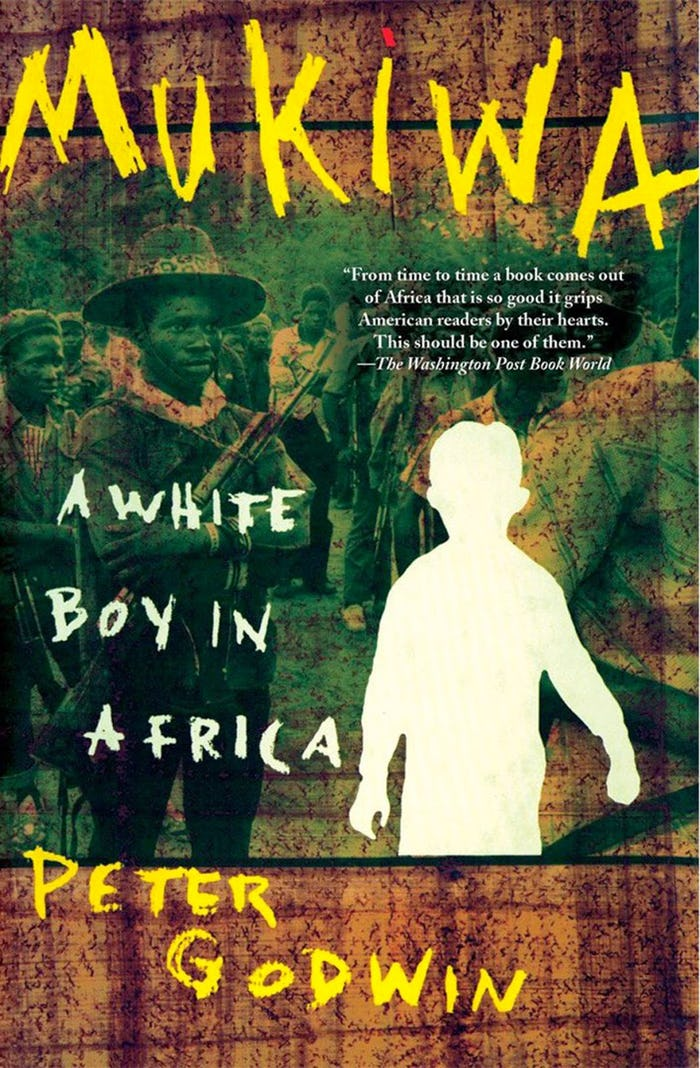 Peter Godwin, Mukiwa: A White Boy in Africa
