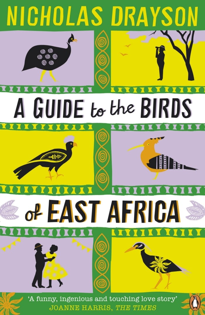Nicholas Drayson, A Guide to the Birds of East Africa