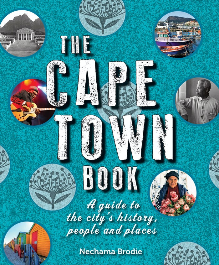 The Cape Town book, Nechama Brodie