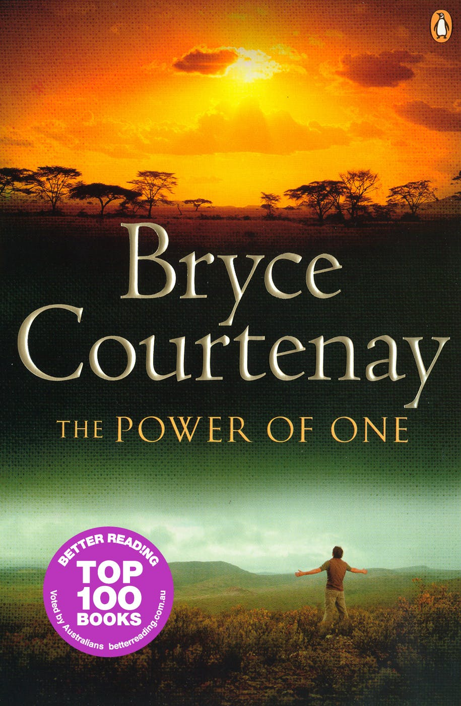 Bryce Courtenay, The Power of One