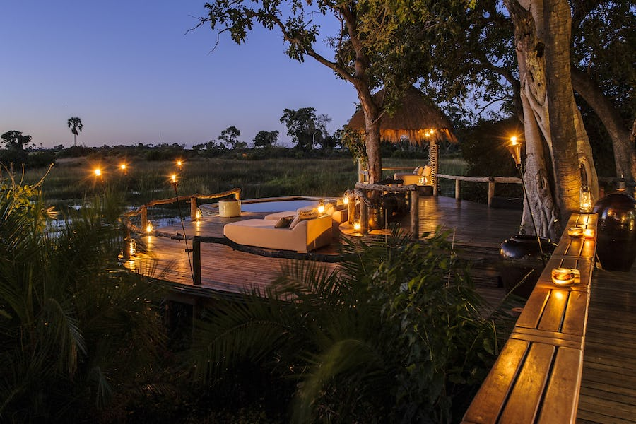 Honeymoon Africa Little Mombo Okavango Delta Botswana Top 5 lodges fit for a Royal