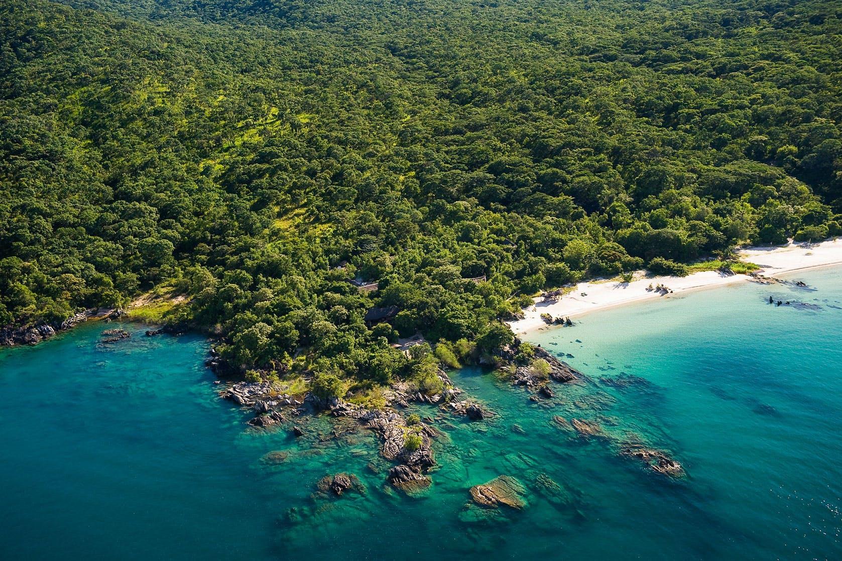 lake niassa, Mozambique