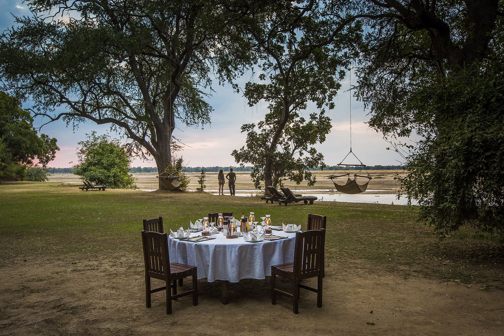 Honeymoon Tafika Zambia Top lodges for royal
