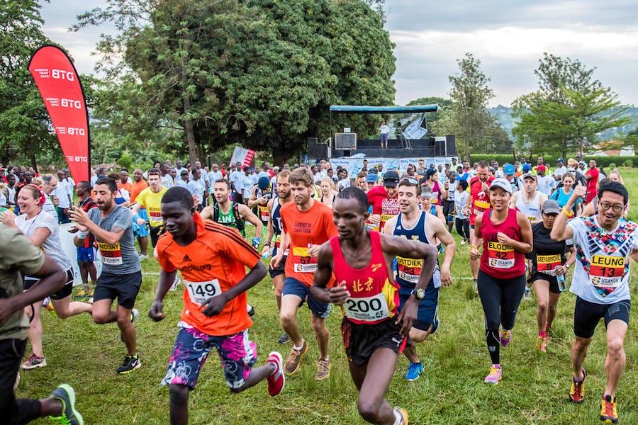 Marathon, Uganda
