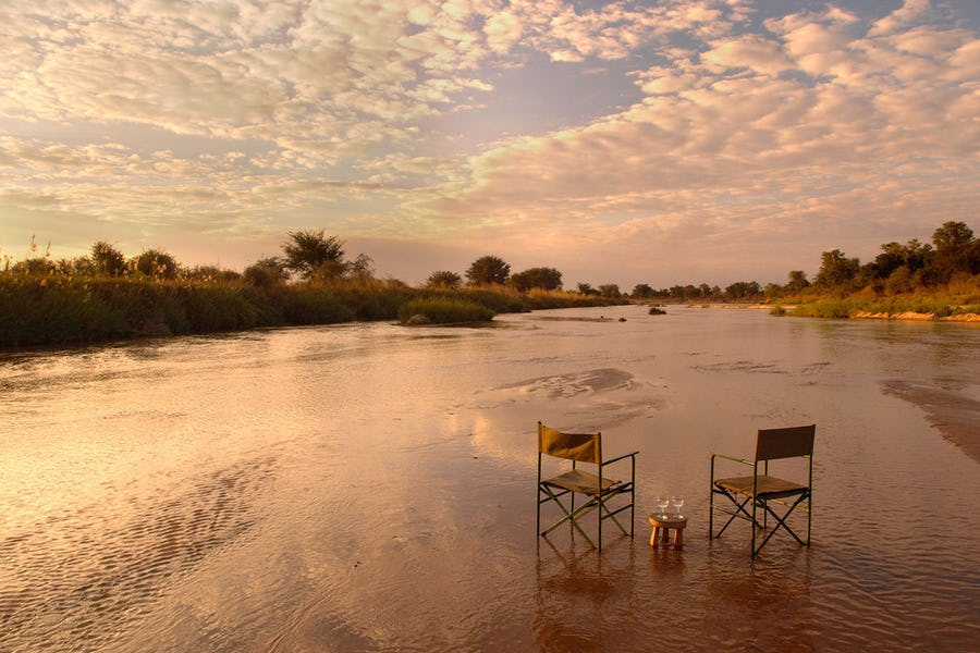 Mwaleshi River North Luangwa National Park - What to do in Zambia