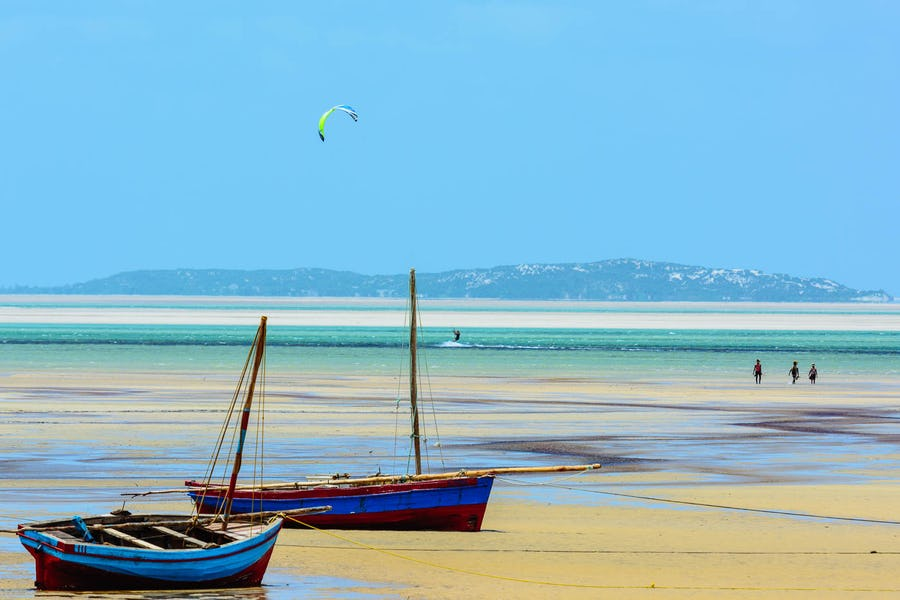 Mozambique on a budget