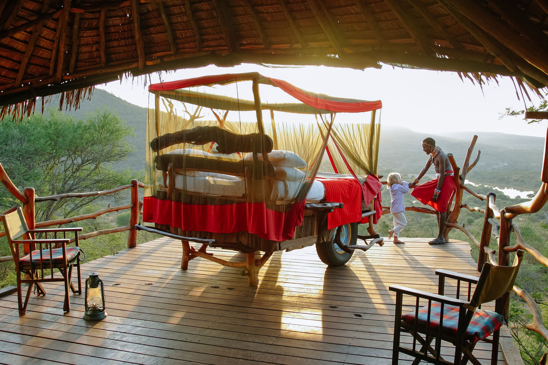 Loisaba Laikipia Kenya top places to sleep out