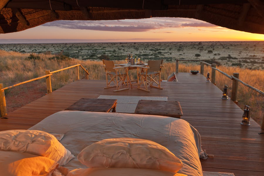 Tswalu Game Reserve Malori sleepout Tswalu Kalahari top places to sleep out in Africa