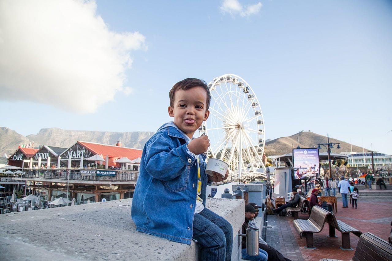 Family activities in Cape Town