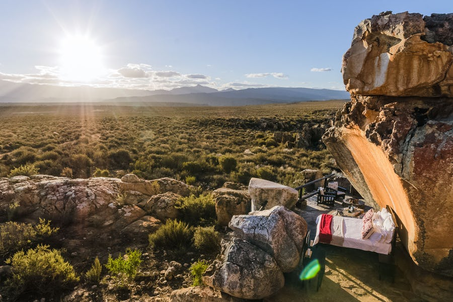 Kagga Kamma Cederberg South Africa - Unusual places to stay in Africa