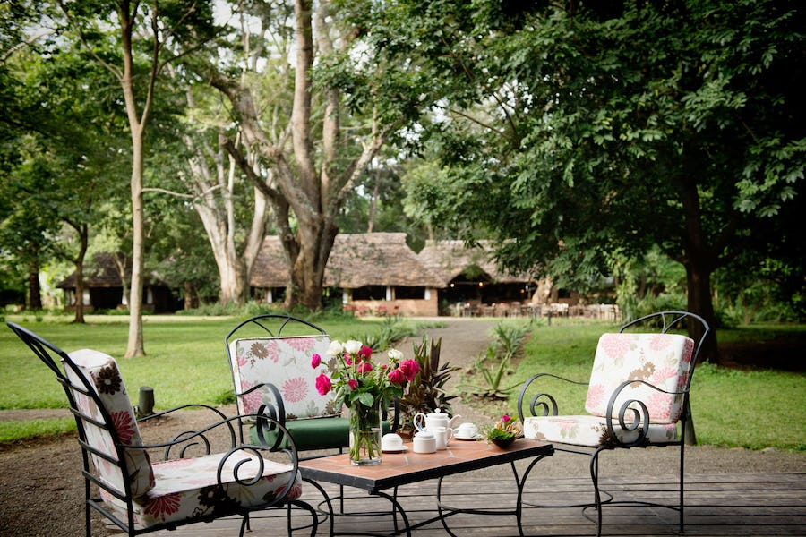 Breakfast at Rivertrees Country Inn - 24 hours in Arusha