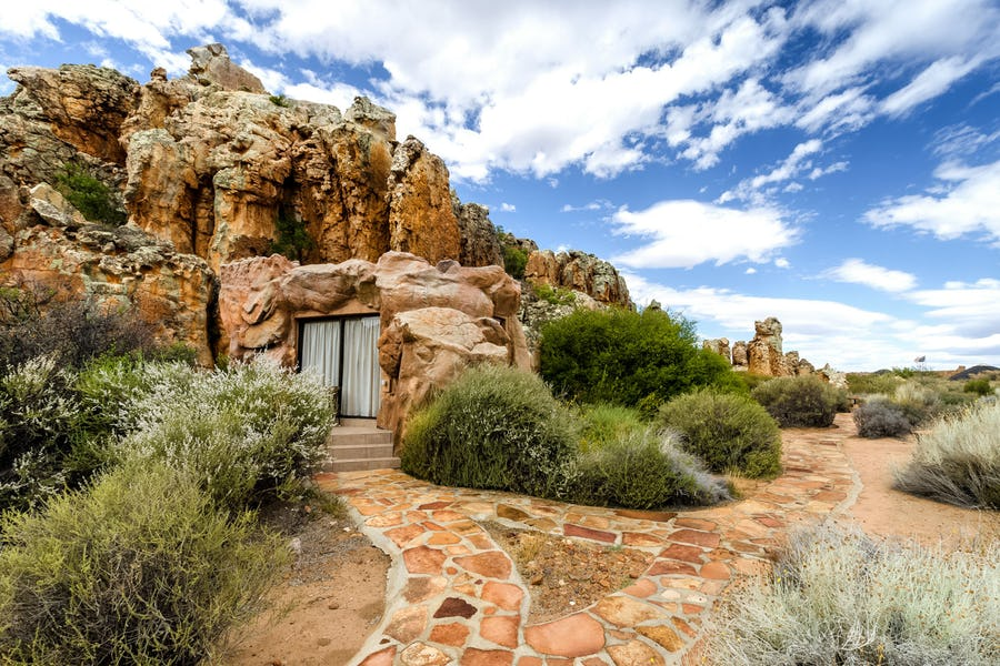 Kagga Kamma Cedarberg - Unusual places to stay in Africa