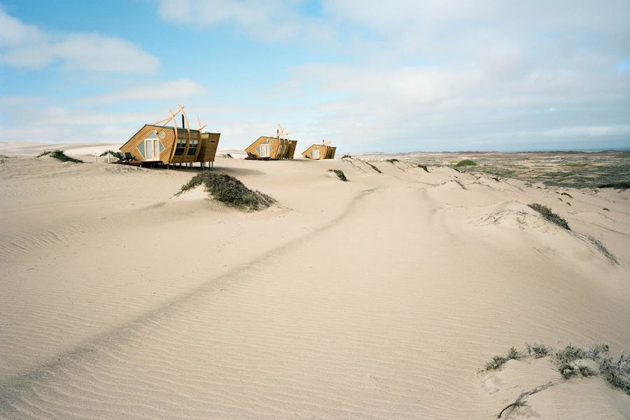 Shipwreck Lodge Skeleton Coast Namibia - Unusual places to stay in Africa