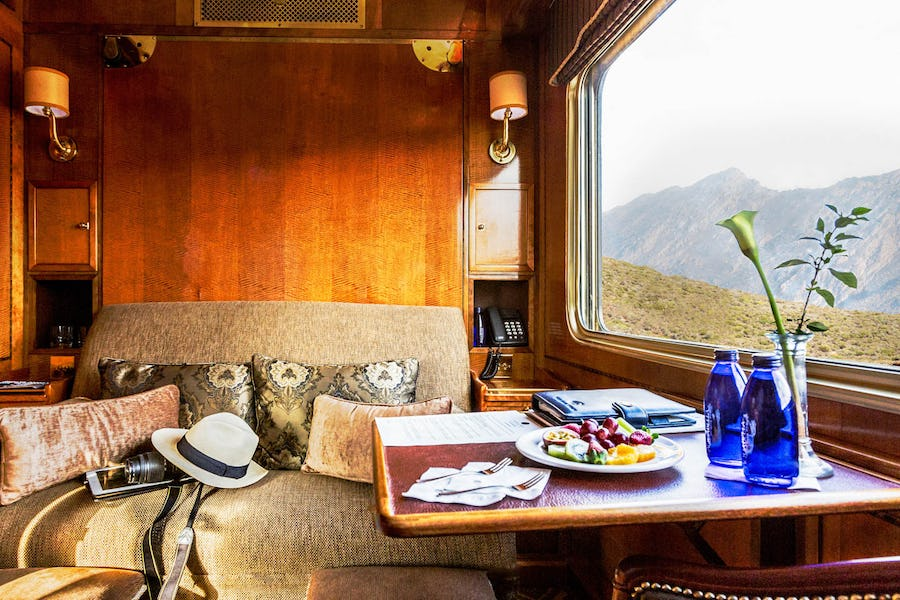Blue Train South Africa - Unusual places to stay in Africa