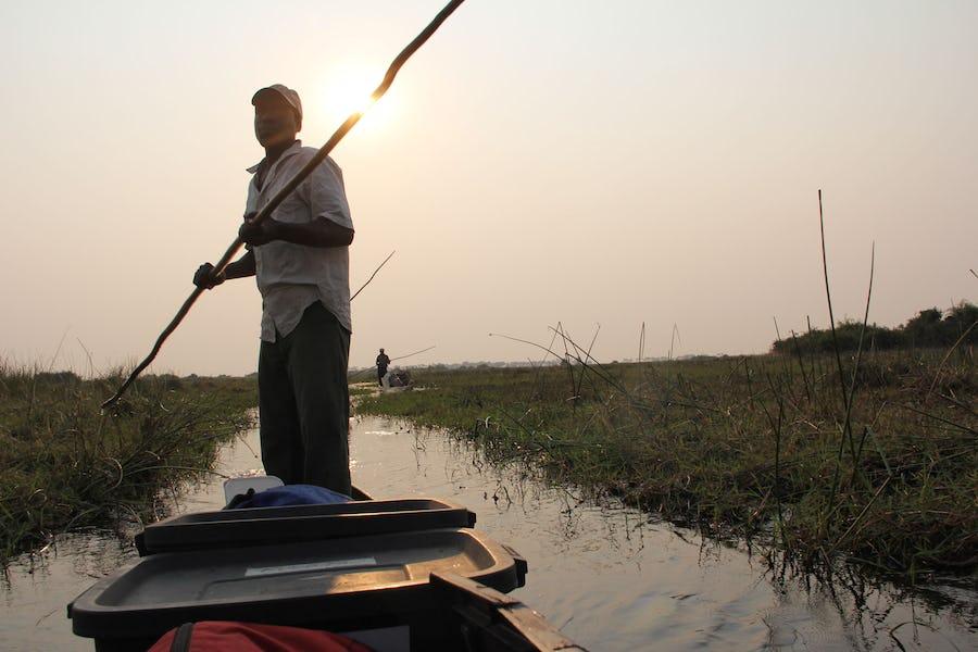 Mokoro Safari Okavango Delta
