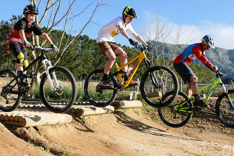 Bike Park Constantia Uitsig - Family activities in Cape Town