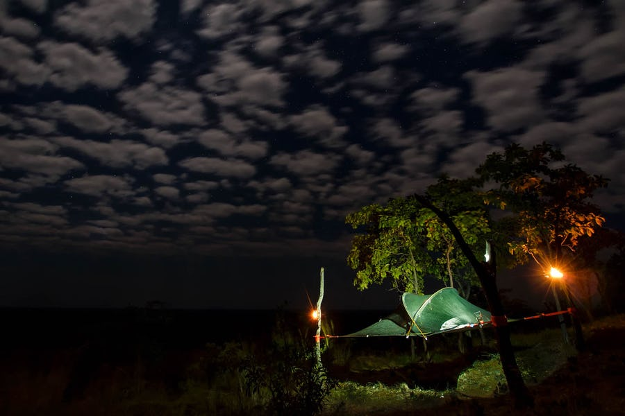 Chongwe Sleep Out Zambia - Unusual places to stay in Africa