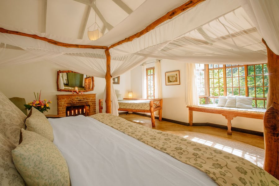 Rivertrees Country Inn is an eclectic mix of Afrochic and farm comfort - 24 hours in Arusha