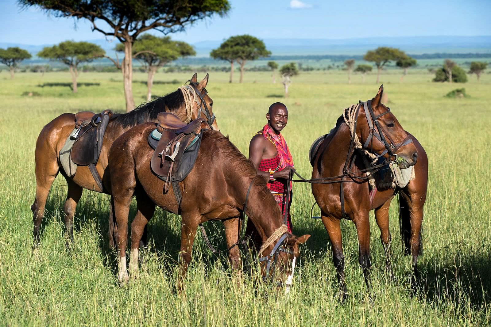 Masai Mara - Alternative ways to experience Africa